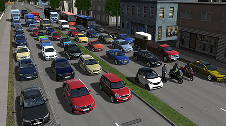 More than 40 New Vehicles Available in the VTD 2.2 Base Package
