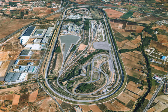 Applus+ IDIADA Spain proving ground now available in Adams