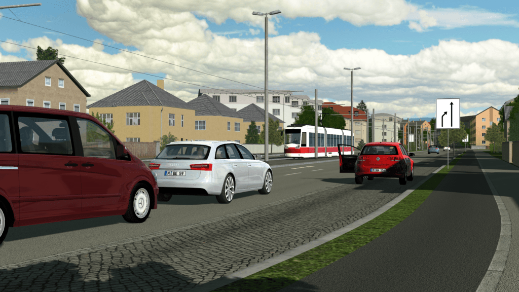 Virtual Test Drive (VTD) – Complete Tool-Chain for Driving Simulation